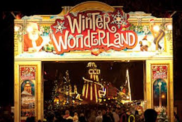 LONDON WINTER WONDERLAND | 16 - 18 DECEMBER | £199 PER PERSON