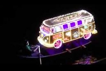 MATLOCK BATH ILLUMINATIONS | 29 SEPT - 1 OCT | £149 PER PERSON