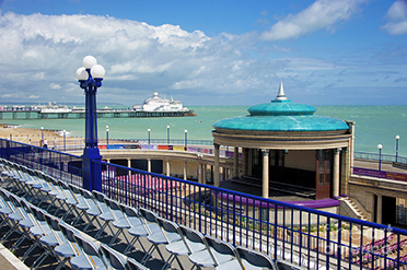 EASTBOURNE | 6 - 12 AUGUST (7 DAYS) | £479