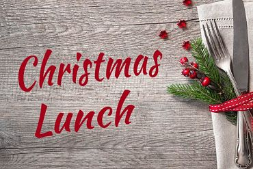 Millstones Christmas Lunch: £39 per person
