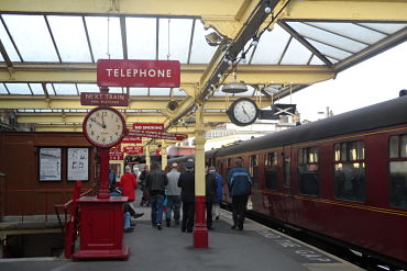 Keighley Festival of Steam: £18 per person