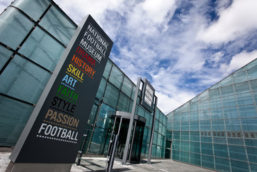 National Football Museum & Women's Football, Preston: £14 adults, £10 child (under 15)