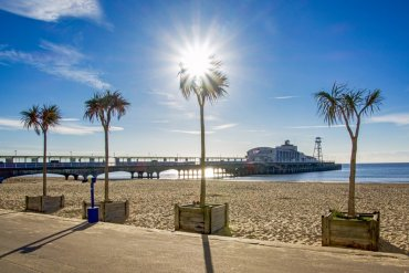 Weymouth & Bournemouth: £379 per person