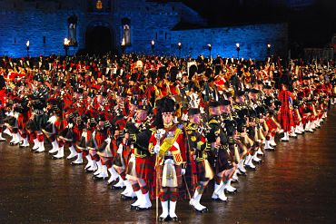 Edinburgh Tattoo: £439 per person