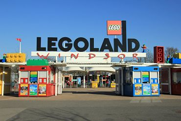 Legoland: £249 per adult, £199 per child