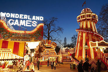London Christmas Weekend: NOW £209 pp