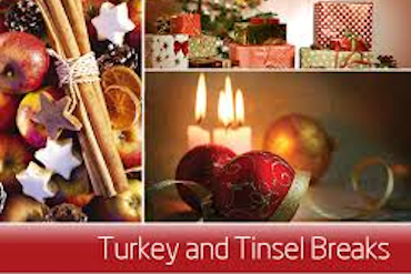 EASTBOURNE - TURKEY & TINSEL | 24 - 27 NOVEMBER | £239