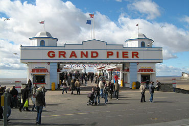 Weston-super-Mare: £379 pp