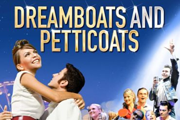 Dreamboats & Petticoats: £149 per person