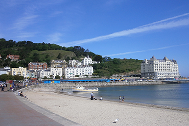 LLANDUDNO | 4 - 8 SEPTEMBER (5 DAYS ) | £299 PER PERSON